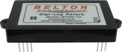 Belton Digi-Log Digital Delay 1H Reverb Module, Long