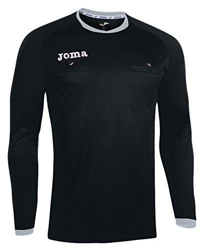 TALLA L. Joma 100434 - Camiseta de equipación de Manga Larga para Mujer