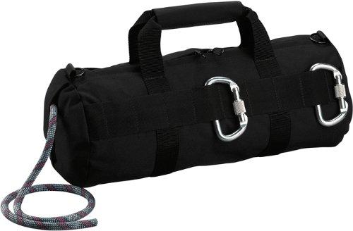 Rothco Black Stealth Rappelling Bag