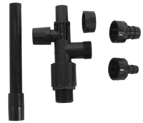 - EasyPro EPD10 Fountain Nozzle Diverter Valve