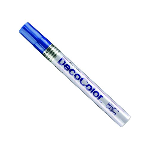 Uchida 300-C-3 Marvy Deco Color Broad Point Paint Marker, - Deco Porcelain