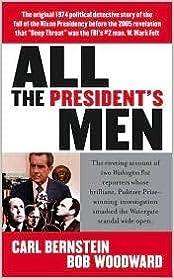 All the President's Men Publisher: Pocket