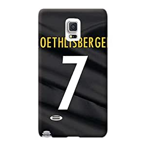 Samsung Galaxy Note 4 Cqn11919Kcbd Support Personal Customs Stylish Pittsburgh Steelers Image Scratch Resistant Cell-phone Hard Covers -CharlesPoirier