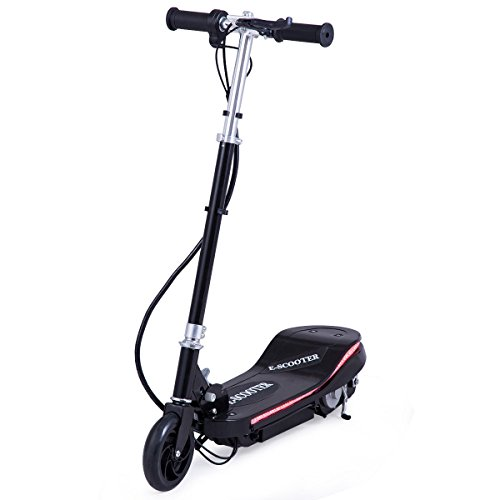 Costzon Electric Scooter 24 Volt Rechargeable Motorized Folding