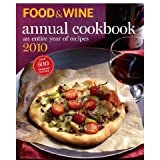 FOOD&WINE ANNUAL COOKBOOK 2010