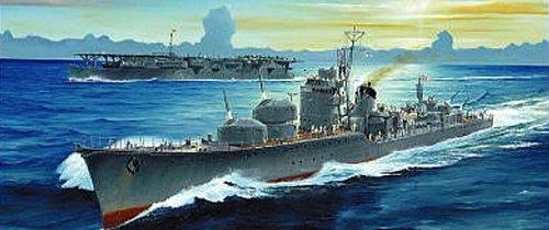 トランペッター モノクローム 1/350 日本海軍駆逐艦 秋月 1944 プラモデル B0026IBBCU