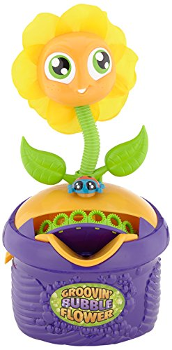 Gazillion Groovin' Bubble Flower Toy