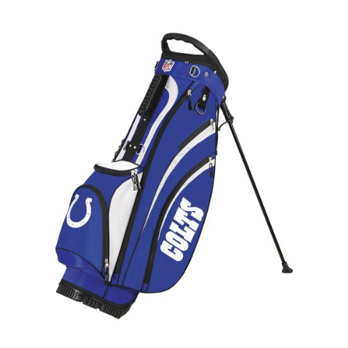 New Wilson Golf NFL Carry/Stand Bag Indianapolis Colts