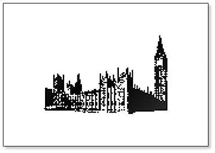 Amazoncom Big Ben And Parliament House London England 8