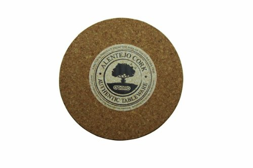 Apollo 200 x 200 mm Cork Place Mats, Set of 6 T1559