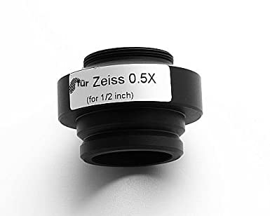 Mikroskop kamera adapter 0 5 x für zeiss mikroskope kameraadapter