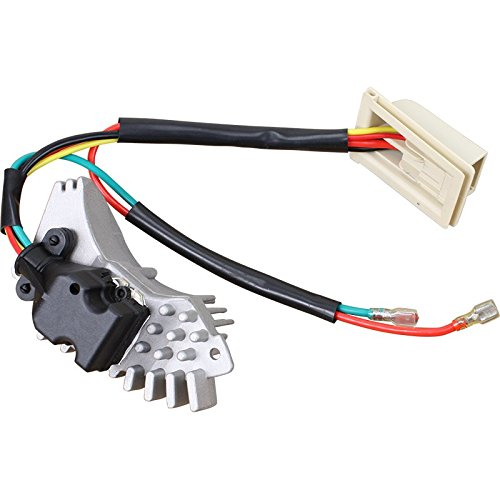 Brand New Blower Motor Resistor for 1994-1995 Mercedes-Benz C220 C280 C36 2108211551 Oem Fit BMR172 AIP Electronics