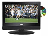 NAXA NTD1354 13.3'' Widescreen Led HDTV/DVD Combination