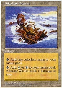 Magic: the Gathering - Adarkar Wastes - Fifth Edition