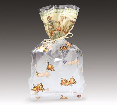 Cello Bags Scarecrows -Large Pack of 20