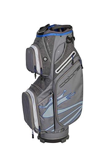 Divider Golf Cart Bag - Cobra Golf 2019 Ultralight Cart Bag (Quiet Shade)
