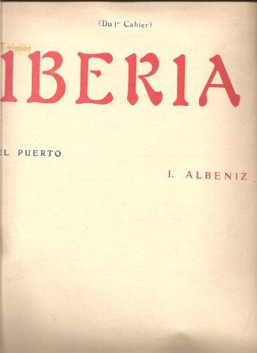 Albeniz: Iberia - El Puerto (Piano Solo)