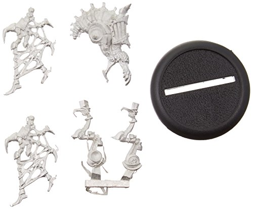 Privateer Press - Warmachine - Cryx: Scavenger Light Bonejack Model Kit 4