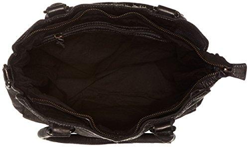 Legend Caivano, Sacs fourre-tout noirs pour femme (noir)