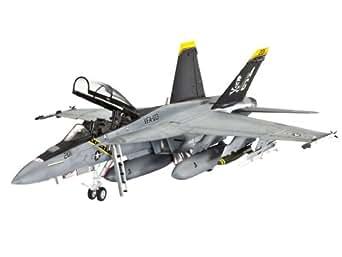 Revell Germany F/A-18F Super Hornet Model Kit