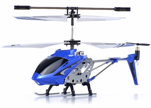 AIR SHARK 3 CHANNEL MINI INDOOR RC HELICOPTER W/ -