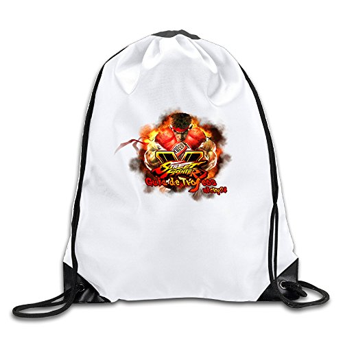 Price comparison product image LHLKF Street Fighter V One Size New Design Bag Storage Bag