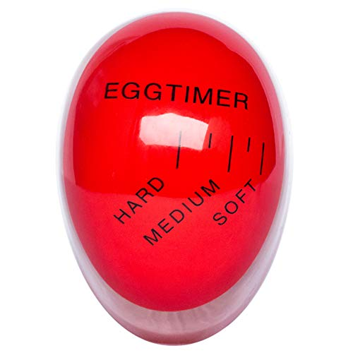 Egg Timer of Kitchen Tools, Cooking Eggs Soft/Hard Easily