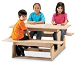 Jonti-Craft 3820JC Picnic Table Review