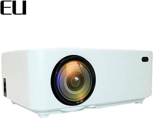 Biback Mini proyector portátil 1080P Ultra HD Video Home Cinema ...