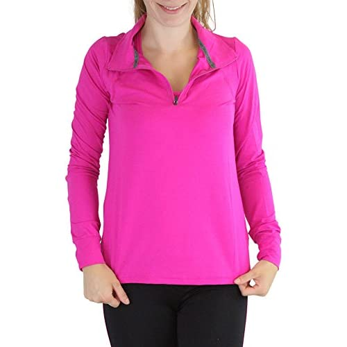 9fba40e39 free shipping ToBeInStyle Women's Sport Long Sleeve Soft Turtleneck ...