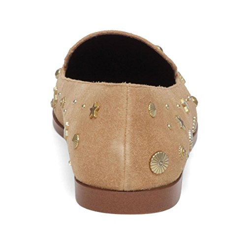 BCBGeneration Ballerines pour Femme/US Frauen Tan/Wheat xKUxD6DmRj