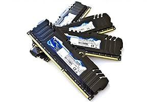 G.Skill F3-2133C9Q-32GZH - Tarjeta de memoria interna (32 GB, DDR3)