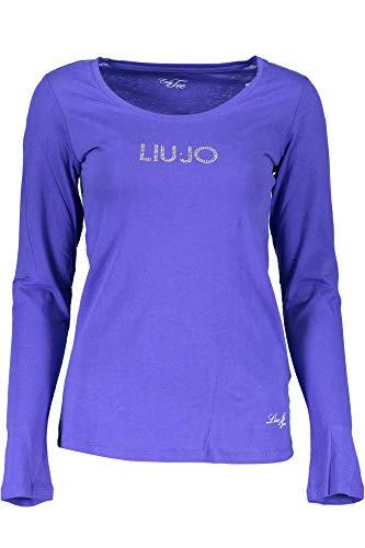 Liu Jo Morado Mujer Jo Liu Camisetas PwPFBrq0v
