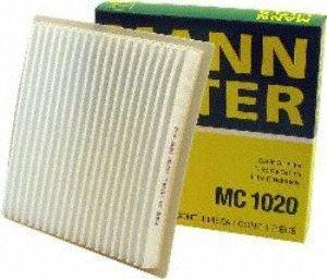 Mann-Filter MC 1020 Cabin Filter for select  Mazda/ Mitsubishi/ Toyota models