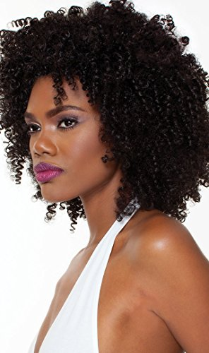 Outre Synthetic Half Wig Quick Weave Big Beautiful Hair 4A Kinky