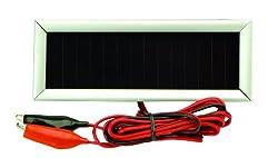 223380 American Hunter 12v Solar Charger Economy Bl-ec12