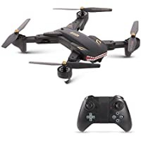 Goolsky VISUO XS809S 0.3MP Camera Wifi FPV Foldable Drone One Key Return Altitude Hold G-sensor Quadcopter