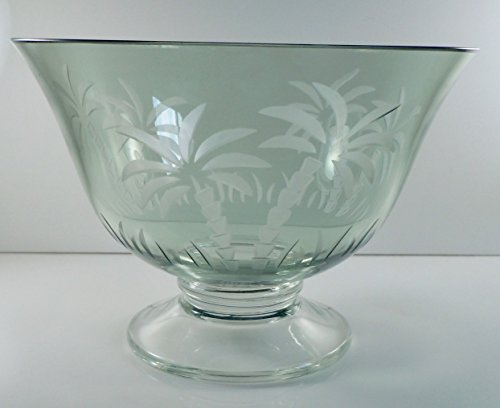 Lenox British Colonial Green Footed Bowl 8 7/8