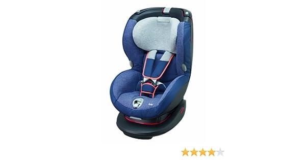 Bebe Confort 76436961 - Silla para coche Grupo 1 Rubi Divine Denim (Dorel)
