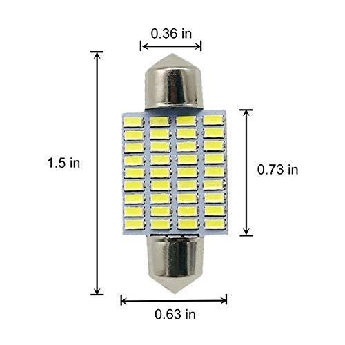 Buy car led light bulb white