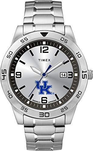 Timex Men's Kentucky Wildcats UK Watch Citation Steel - Sport Wildcats Steel Kentucky Watch