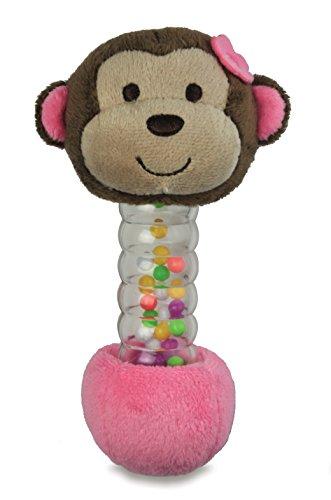 Monkey Rattle - Carter's Monkey Stick Hand Rattle, 6