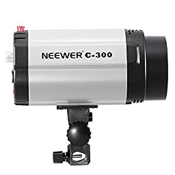 Neewer® Replacement Flash Bare Tube for Neewer C-300 and Godox 300DI 300W Monolight Strobe Light