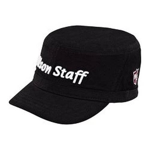 - Wilson Staff FG Tour Engineer Cap (Black, Small/Medium)