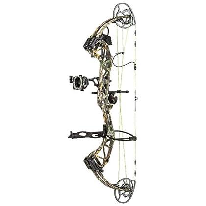Image of Archery Bear Archery AV04A11006L Paradox RTH Realtree Edge LH60