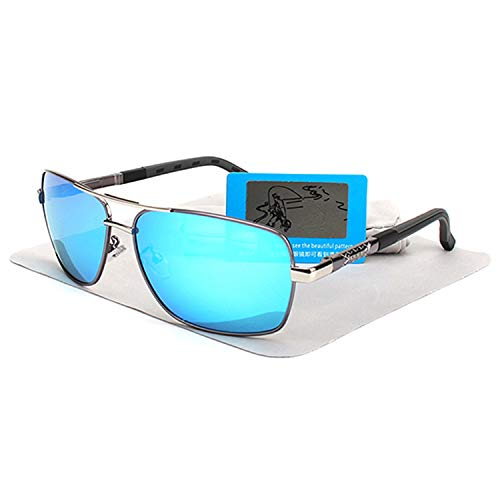Brand Polarized Sunglasses Men New Fashion Eyes Protect Sun Glasses With Accessories Unisex driving,Y7613 ()