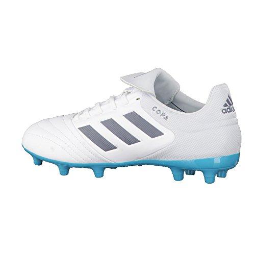 adidas Copa 17.3 Fg, Botas de Fútbol para Hombre, Varios Colores (Ftwbla/Onix/Gritra), 42 EU