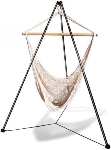 Hammaka Tripod Stand with Net Chair - Hammaka Single