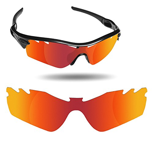 Fiskr Anti-salwater Replacement Lenses for Oakley Radar Path Vented Sunglasses - Various - Path Prizm Lenses Radar Oakley