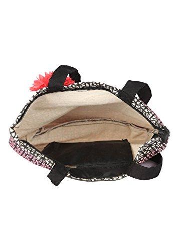 Pick Pocket , Damen Tote-Tasche Schwarz schwarz Einheitsgröße